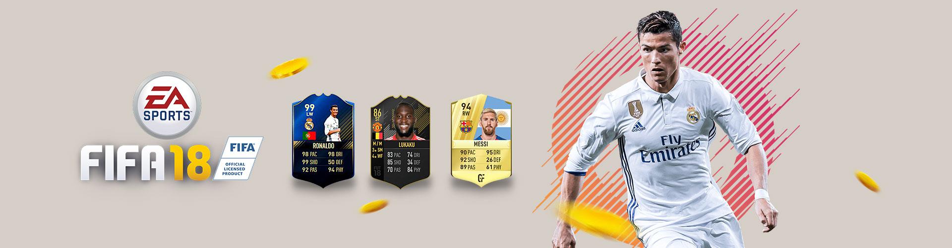 GVGMall FIFA18
