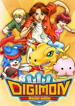 Digimon Masters Online Gift Card