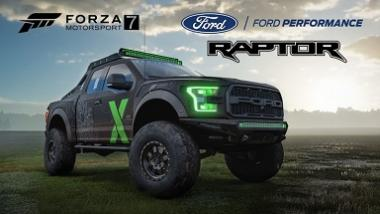 People who own Forza Motorsport 7 can get Xbox One X-themed Ford F-150 truck in game