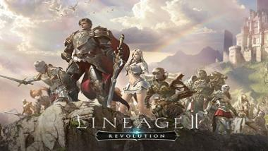 Lineage II: Revolution will be entitled to its Valentine's Day event