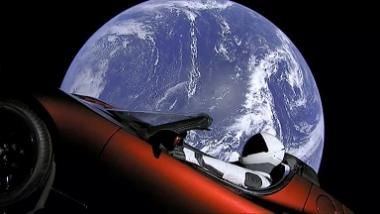 Who wants to save world - A car into space be launched by Elon Musk, and players of GTA 5 can't get enough of it