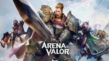 Immortals Mobile kicks off with Arena of Valor team