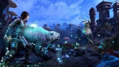 The Elder Scrolls Online Moves Battlegrounds to Base Game, Changes Morrowind