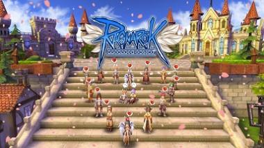 Levels of Players and Locations in Ragnarok Online