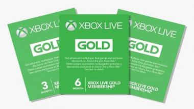 Everything you need to know about Xbox Live Gold