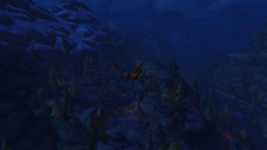 Make sure you grab the extra flight paths in World of Warcraft