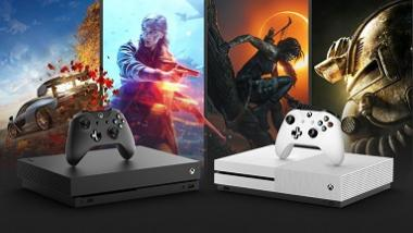 The Microsoft directory of Xbox One packages is getting bigger