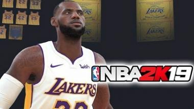 NBA 2K19's rock-solid gameplay and strong sense of style make it the best of the series