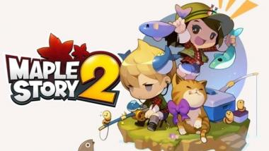 How to get a fishing rod in MapleStory 2?