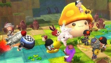 MapleStory 2 was hit hard by plagiarism