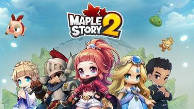 Maple Story 2 players thank you with updates of Chaos and Thanksgiving