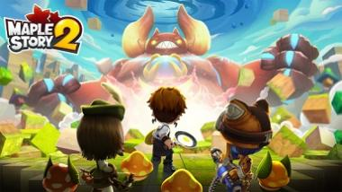 MapleStory 2 Downloads Reached 1 Million Times