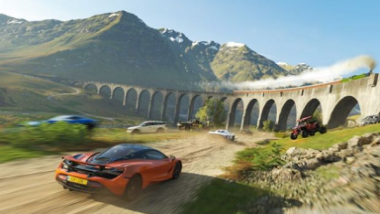 Forza Horizon 4: What is it like to race around the UK?