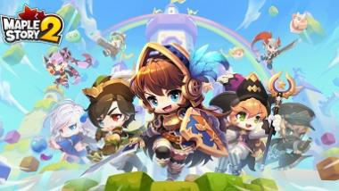 MapleStory 2 - Meet More Bigger Challenge