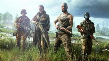 Battlefield V: The Radical Life of a Resistance Fighter