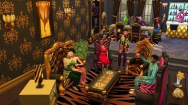 Sims 4: Get Famous Lead Producer Talks Side and Reputation