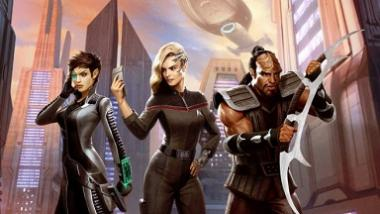 Star Trek Online's Age of Discovery update launches from starbase
