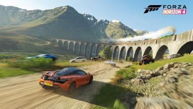 "Forza Horizon 4's ""Free-For-All Adventure"" mode will be released next week"