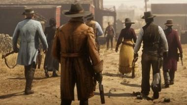 Red Dead Online's Multiplayer News