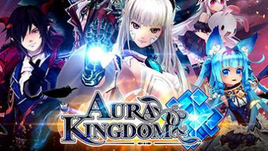 Aura Kingdom Celebrates the 50th update with parades and daily events