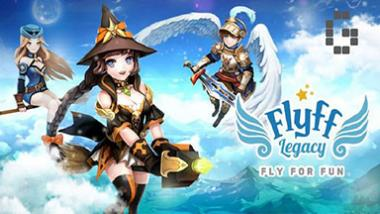 Flyff Legacy: Set In A Fantastic World
