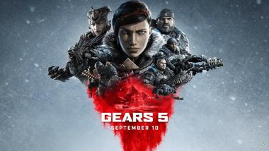 "Gears 5 has ""gone gold"""