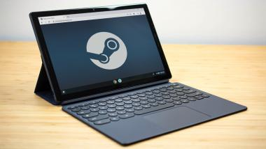 Google Wants Chromebooks Running Steam
