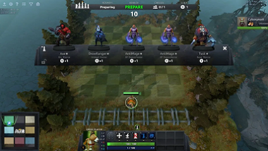 Download Free PC Game of Dota 2 Auto Chess