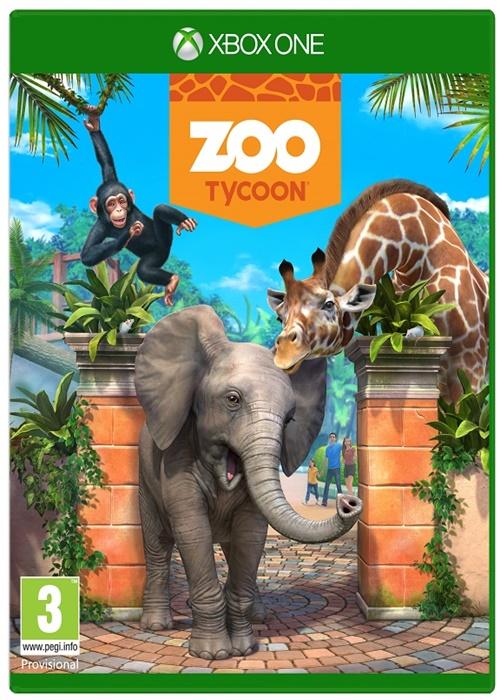 Cheap Xbox Games  Zoo Tycoon Xbox One CD Key