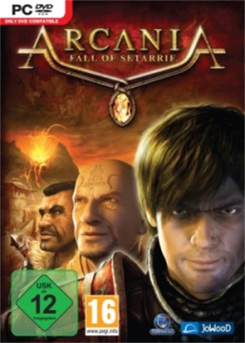 Cheap Steam Games  ArcaniA Fall of Setarrif Steam CD Key