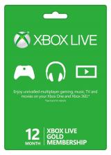Cheap Gift Cards Xbox Live 12 Months Gold Membership Card Global