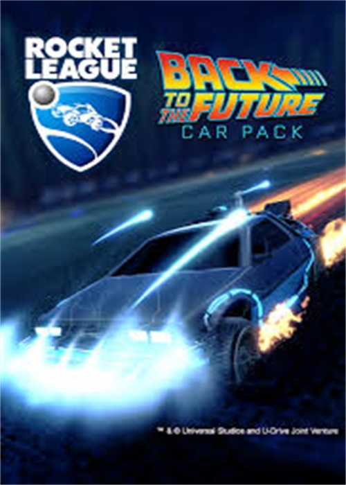 Cheap Steam Games  Rocket League Back to the Future Car Pack Steam CD Key