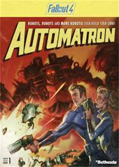 Cheap Steam Games  Fallout 4 Automatron DLC Steam CD Key