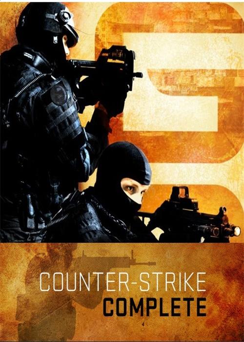 Cheap Steam Games  Counter Strike Complete Steam CD Key