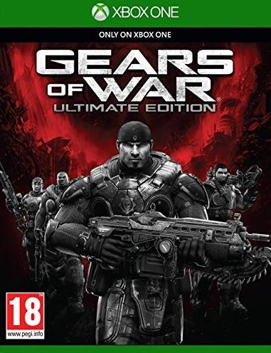 Cheap Xbox Games  Gears of War Ultimate Edition Xbox One Digital Code