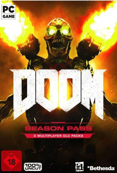 Cheap Steam Games  Doom Season Pass Steam CD Key