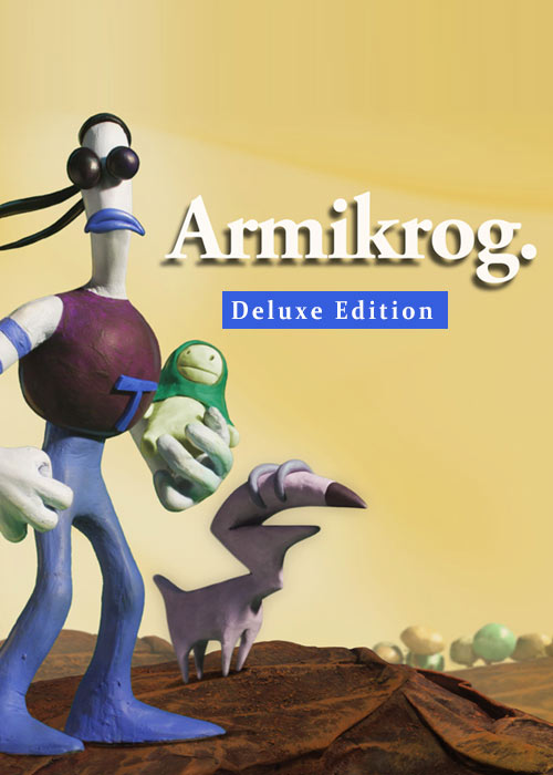 Cheap Steam Games  Armikrog Deluxe Edition Steam CD Key