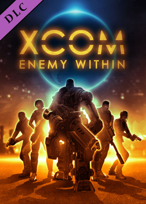Cheap Steam Games  Xcom Enemy Within DLC Steam CD Key