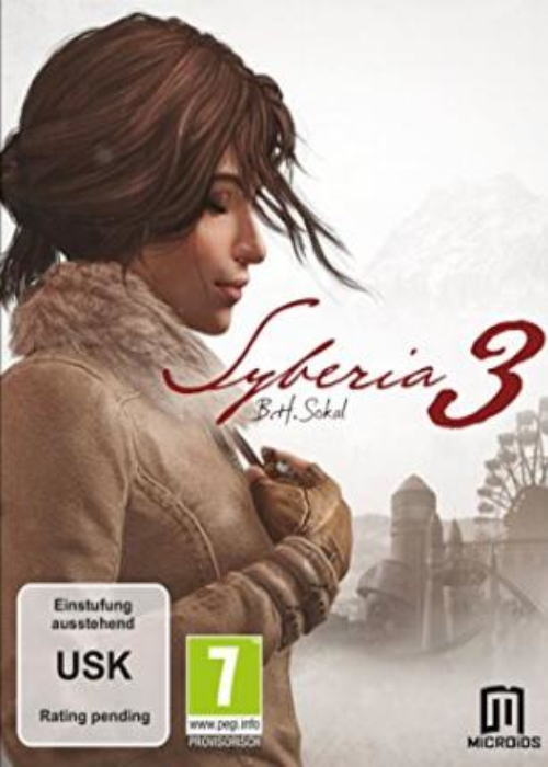 Cheap Steam Games  syberia 3 Steam CD Key