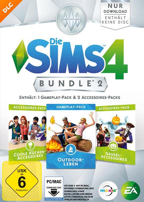 Cheap Origin Games  The Sims 4 Bundle Pack 2 DLC Origin CD Key