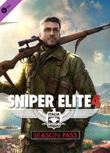 Cheap Steam Games  Sniper Elite 4 Season Pass Steam CD Key