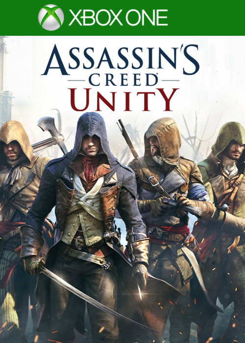 Cheap Xbox Games  Assassin's Creed Unity Xbox One CD Key