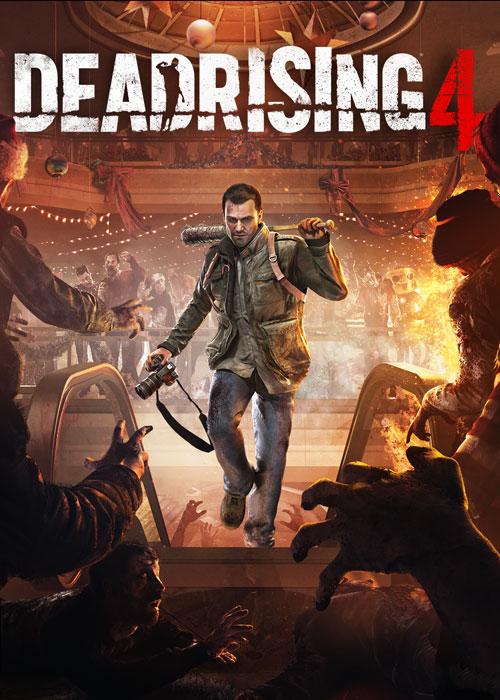 Cheap Steam Games  Dead Rising 4 Steam CD Key