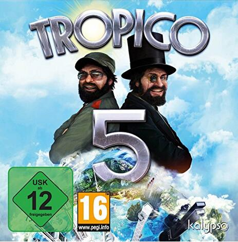 Cheap Steam Games  Tropico 5 Complete Collection Edition Steam CD Key