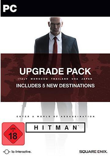 Cheap Steam Games  Hitman Upgrade Pack Steam CD Key