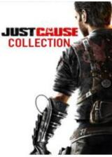 Cheap Steam Games  Just Cause Collection Steam CD Key