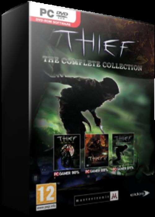Cheap Steam Games  Thief Collection Steam CD Key