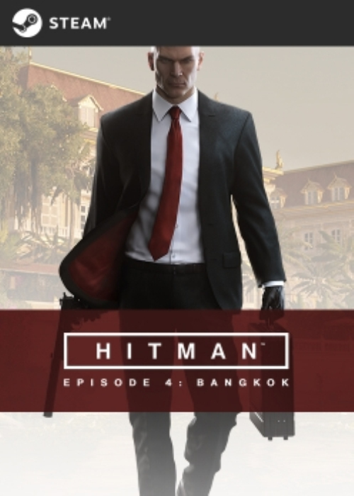 Cheap Steam Games  Hitman Episode 4 Bangkok Steam CD Key