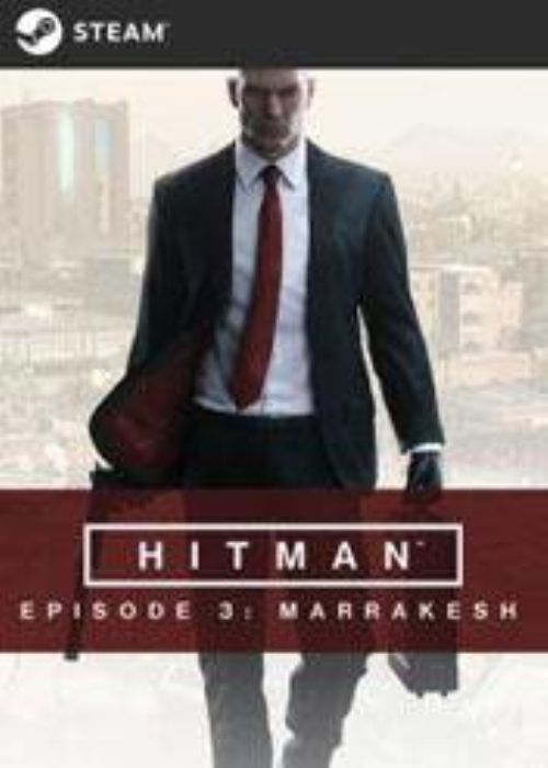 Cheap Steam Games  Hitman Episode 3 Marrakesh Steam CD Key