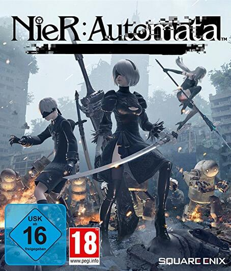 Cheap Steam Games  NieR Automata STEAM CD KEY GLOBAL
